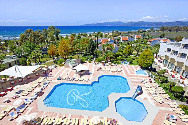 Turquie : Hôtel Richmond Ephesus