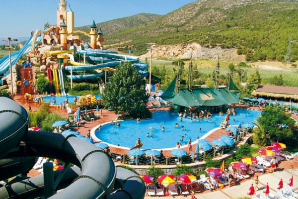 vue - Splash World Aqua Fantasy Club Splash World Aqua Fantasy		5* Izmir Turquie