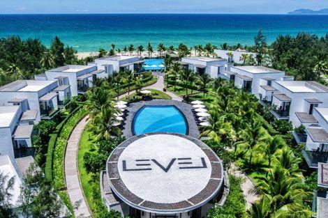 Vietnam-Danang, Hôtel Kappa Club Melia Danang 4*