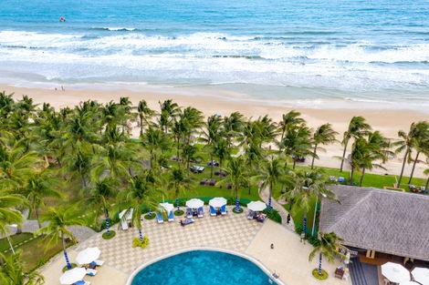 Vietnam-Hochiminh, Hôtel Pandanus Resort 4*
