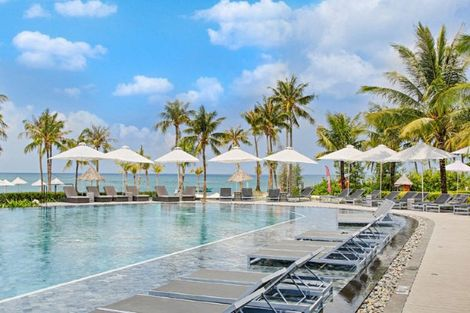 Vietnam-Phu Quoc, Hôtel Kappa Club Sol Beach house Phu Quoc 5*