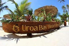 Zanzibar-Zanzibar, Hôtel Kappa Club Uroa Bay Beach Resort 4*