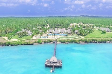 Zanzibar-Zanzibar, Hôtel Sea Cliff Resort & Spa 5*