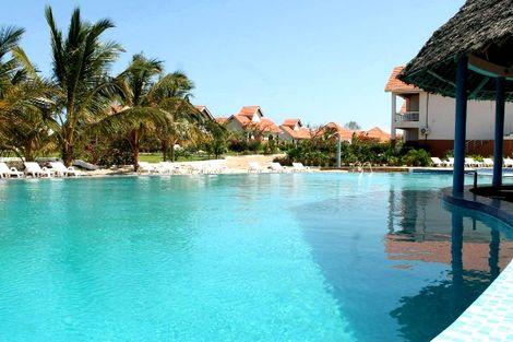 Zanzibar-Zanzibar, Hôtel Azao Resort & Spa 4*