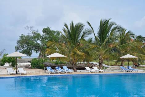 Zanzibar : Hôtel Azao Resort & Spa