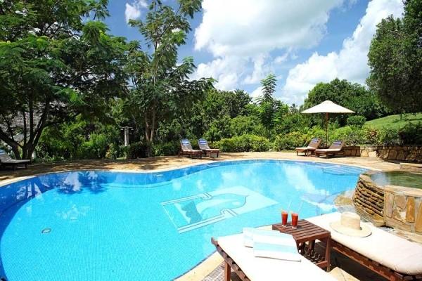 piscine - Bluebay Beach Resort & Spa Hotel Bluebay Beach Resort And Spa5* Zanzibar Tanzanie