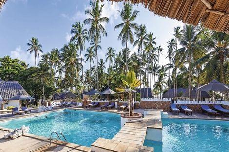 Zanzibar-Zanzibar, Hôtel Club Jet Tours Confidentiel Diamond's Mapenzi 4*
