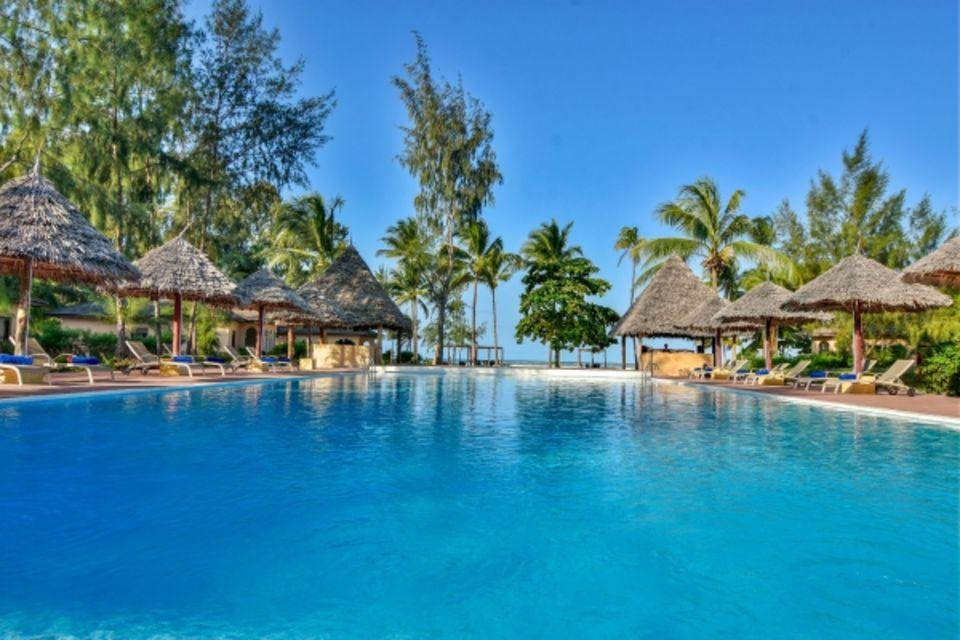 Club Framissima Paje Palms Beach Resort Zanzibar Tanzanie