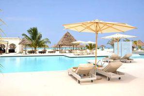 Zanzibar-Zanzibar, Hôtel Gold Zanzibar Beach House and Spa 5*