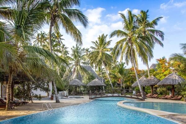 Piscine - Kappa Club Uroa Bay Beach Resort Hôtel Kappa Club Uroa Bay Beach Resort4* Zanzibar Zanzibar