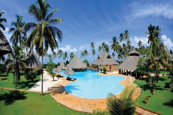 piscine - Neptune Pwani Beach Resort & Spa Hotel Neptune Pwani Beach Resort & Spa5* Zanzibar Tanzanie