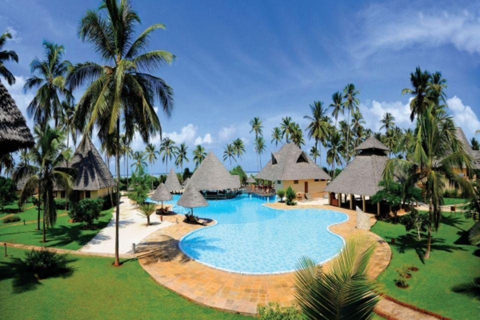 Hôtel Neptune Pwani Beach Resort & Spa Zanzibar Tanzanie
