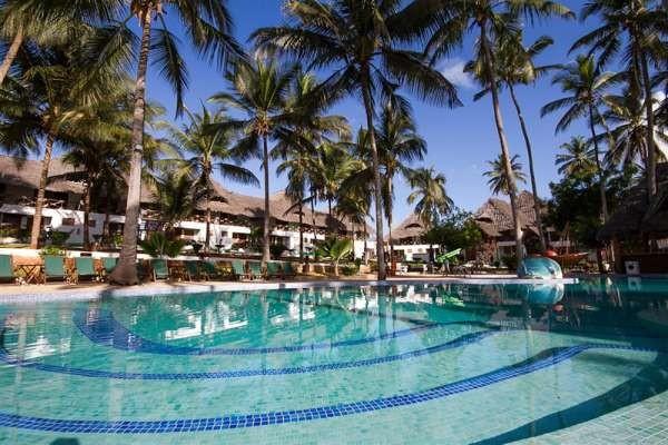 Piscine - Paradise Beach Resort Hotel Paradise Beach Resort4* Zanzibar Tanzanie
