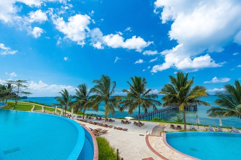 Hôtel Sea Cliff Resort & Spa Zanzibar Tanzanie