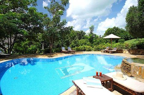 Zanzibar-Zanzibar, Hôtel Sultan Sands Island Resort 4*
