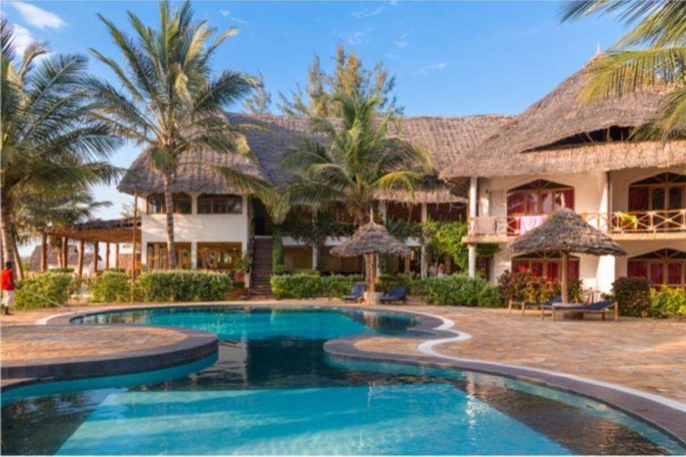 Hôtel Waridi Beach Resort & Spa Zanzibar Tanzanie