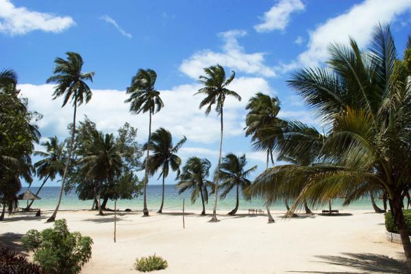 Plage - Chwaka Bay Resort Hotel Chwaka Bay Resort3* Zanzibar Tanzanie