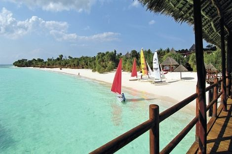 Zanzibar-Zanzibar, Hôtel Diamonds La Gemma Dell'Est 5*