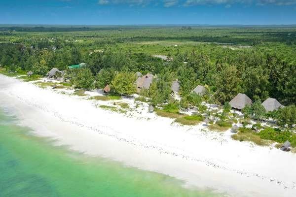 Vue d'ensemble - Hakuna Majiwe Beach Lodge Hotel Hakuna Majiwe Beach Lodge4* Villes Inconnues Pays Inconnus