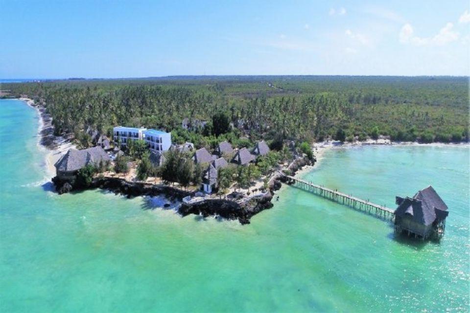 Hôtel Reef & Beach Resort Zanzibar Tanzanie