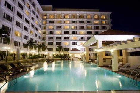 Vietnam : Hôtel Equatorial