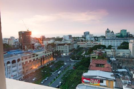 Vietnam : Hôtel Oscar Saigon