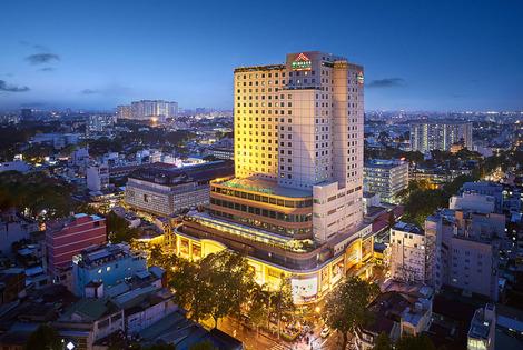 Vietnam : Hôtel Windsor Plaza Hotel Saigon