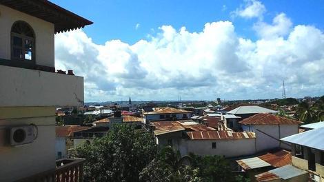 Zanzibar-Zanzibar, Hôtel Tausi Palace Hotel 3*