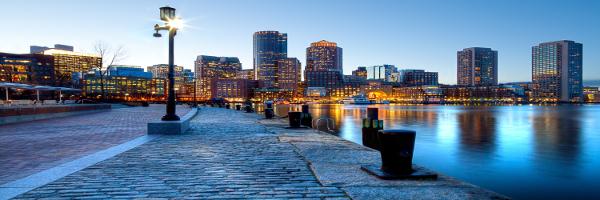 Facade - Courtyard Boston Cambridge 3* Boston Etats-Unis