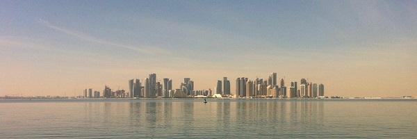 Facade - The St. Regis Doha 5*Lux Doha Qatar