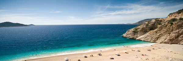 Plage - Sunis Efes Royal Palace Resort & Spa Hotel 5* Izmir Turquie