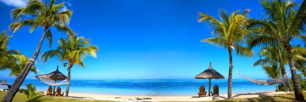 Plage - Shandrani Beachcomber 5* Mahebourg Ile Maurice