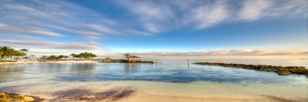 Plage - British Colonial Hilton 5* Nassau Bahamas