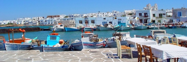 Plage - Myconian Imperial Hotel And Thalasso Center 5* Paros Grece