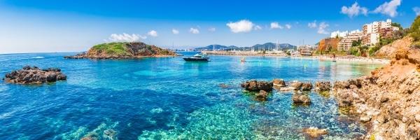 Piscine - Playa Ferrera 2* Majorque (palma) Baleares