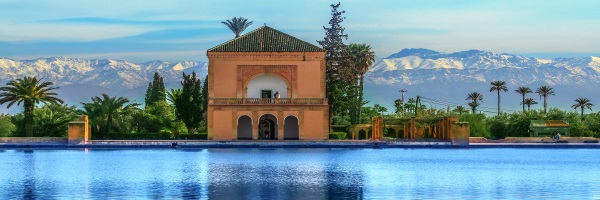 Restaurant - Almas 3* Marrakech Maroc