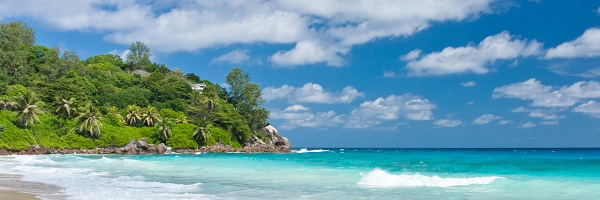 Plage - Le Relax Beach Resort 3* Mahe Seychelles