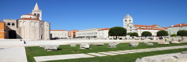 Plage - Villa Liburnum 3* Zadar Croatie